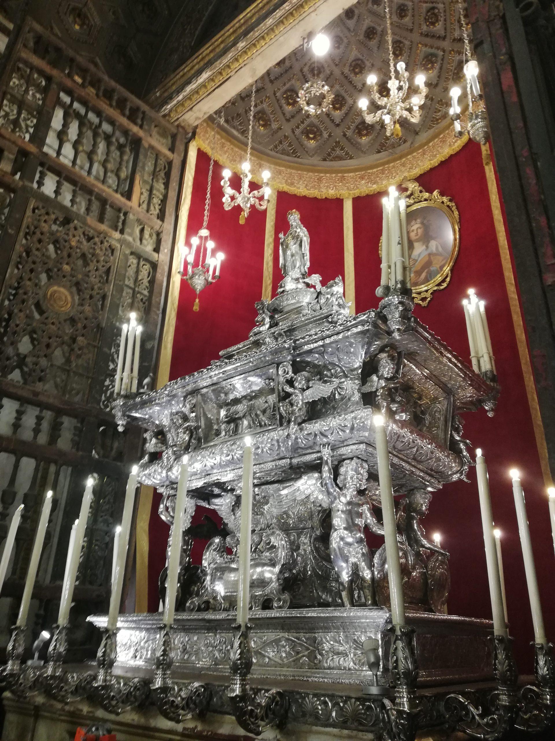 L'Arcivescovo è pronto a rivolgere una supplica a Santa Rosalia, Patrona di Palermo