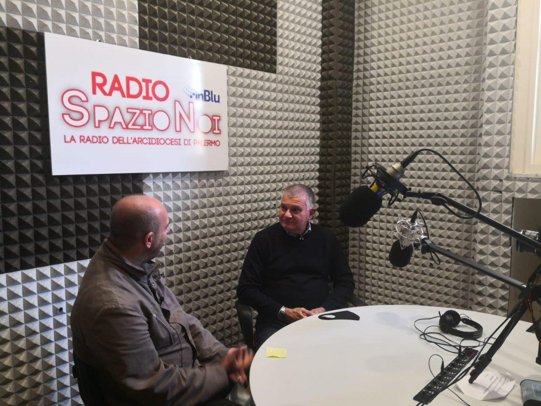 La ristrutturazione dell'ufficio stampa dell'arcidiocesi di Palermo